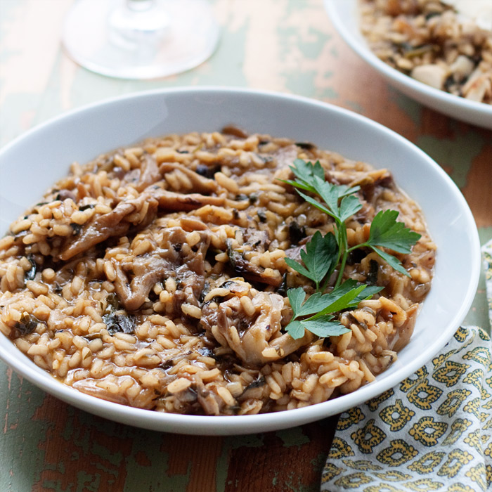 spinach-and-herb-risotto-with-oyster-mushrooms-3-wayssq