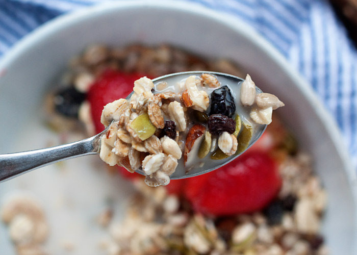 How to make muesli kitchen treaty how to make muesli my favorite simple breakfast cool hearty and nourishing ccuart