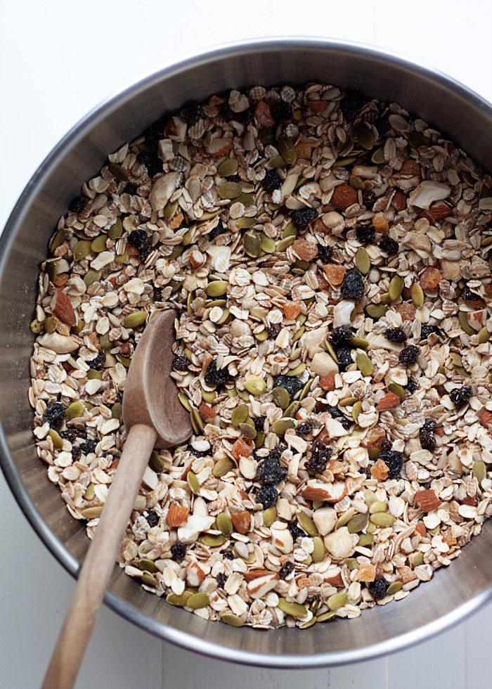 How to make muesli kitchen treaty how to make muesli my favorite simple breakfast cool hearty and nourishing ccuart Choice Image
