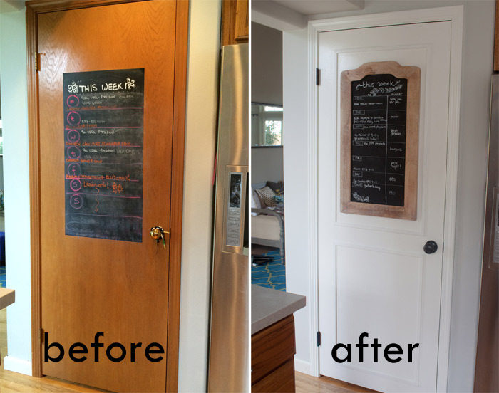 How We Organized Our Small Kitchen Pantry   This Tiny Pantry Was Whipped  Into Shape With