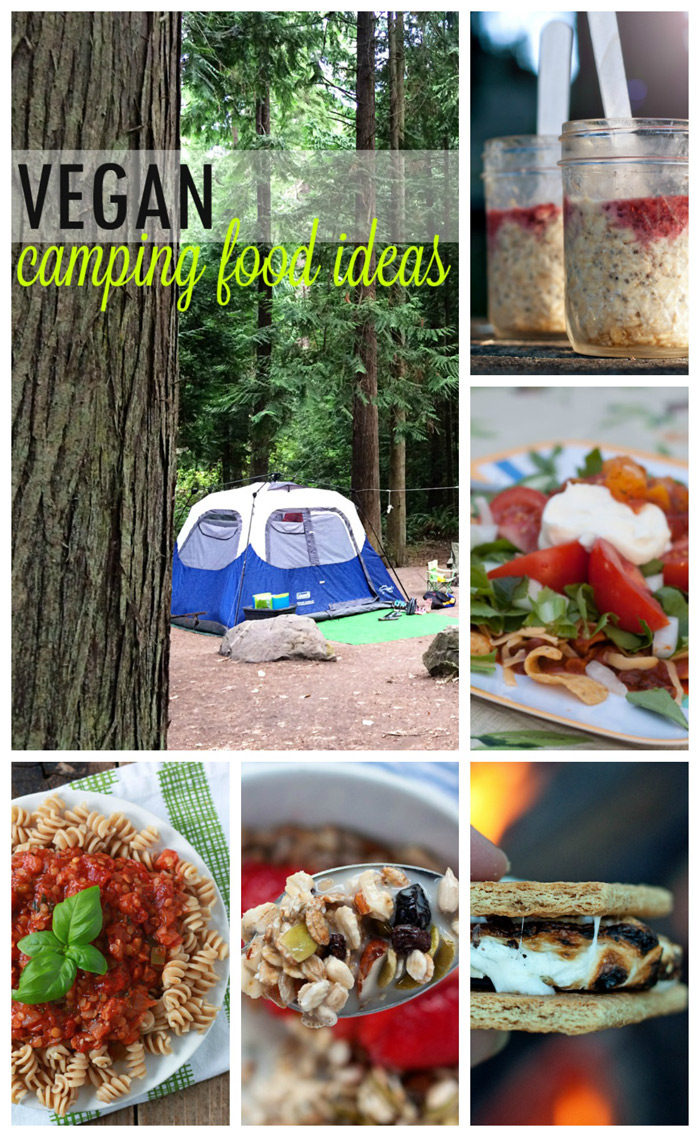 Loads Of Vegan Camping Food Ideas