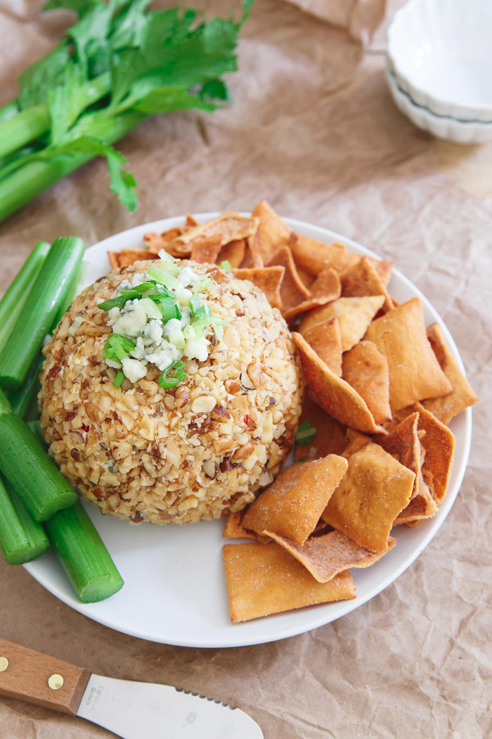 Buffalo Cheese Ball recipe