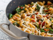 One-Pot Pasta Florentine recipe