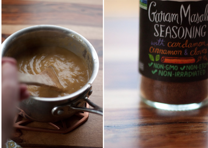 Indian-Spiced Vegan Brown Gravy recipe