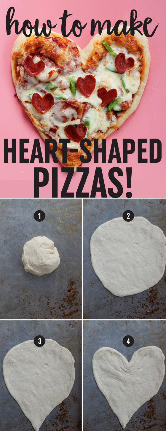 How to make pizza dough easy steps
