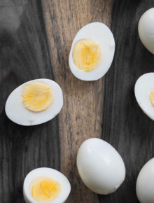 How To Make Hard Boiled Eggs In The Instant Pot Kitchen Treaty