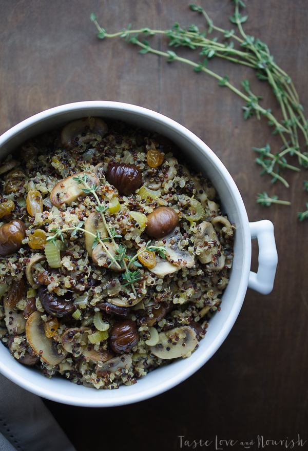 15 Vegetarian Thanksgiving Side Dishes That'll Wow 'Em All - pasta, hearty veggie sides, stuffing & more
