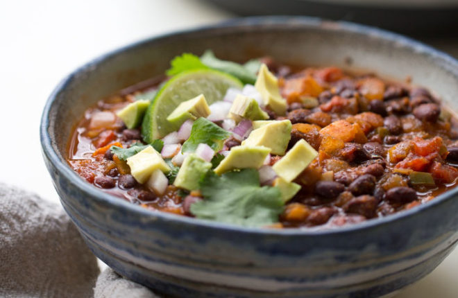 Simple instant pot vegan black bean chili kitchen treaty simple instant pot vegan black bean chili skip to recipe forumfinder Images
