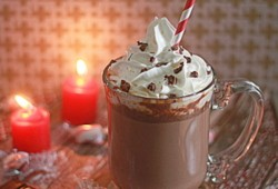 Slow Cooker Peppermint Mochas